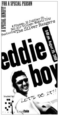 Eddie Boy Rocha Fundraiser