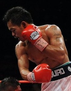 Manny Pacquiao Is An Underdog Against Oscar De La Hoya