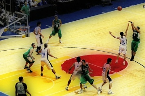 Ateneo vs La Salle (photo by Sir Mervs)