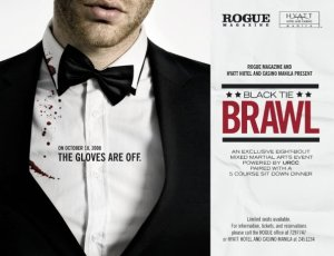 Rogue Magazine Presents Black Tie Brawl