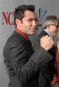 No Fight If Oscar De La Hoya Is Overweight