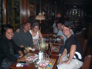 Team Yap at San Mig Pub Quiz Night
