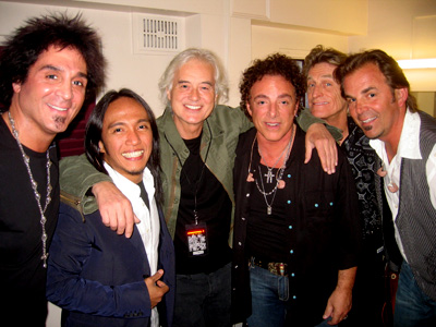 Arnel Pineda & Journey with Jimmy Page