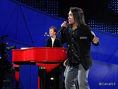 Journey' Arnel Pineda (photo taken from Arnel Pineda's MySpace)