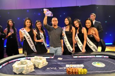 2009 APT Manila Main Event Champion Neil Arce