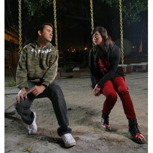 Romalito Mallari and Zoe Sandejas in Dinig Sana Kita