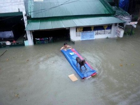 Ondoy Floods The Philippines