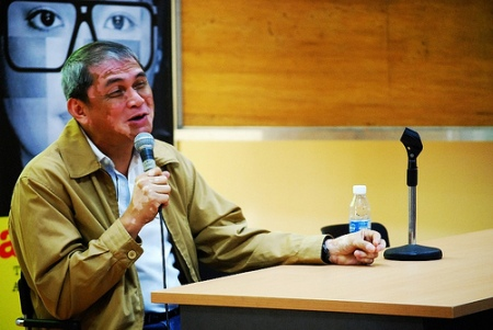 Pampanga Governor Ed Panlilio