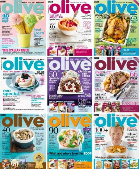 Olive Magazine Now In The Philippines